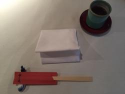 赤坂金龍 テーブル席4