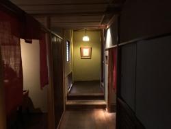 赤坂金龍 廊下
