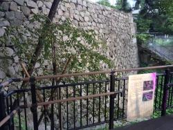 東京ガーデンテラス紀尾井町 石垣 赤坂金龍