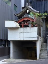 赤坂 美喜井稲荷神社