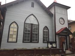 東大 根津教会2