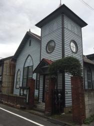 東大 根津教会1