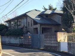 世田谷区岡本 踊る大捜査線 吉田敏明の家