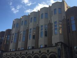 東大 総合図書館本館