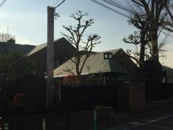 成城学園 中村雅俊・五十嵐淳子夫妻の家2