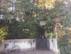 成城学園 北原白秋の自宅