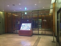 丸ビルレストラン 35階へのエレベーター