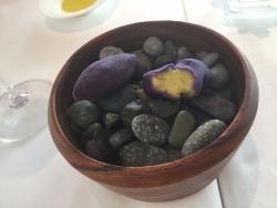 丸ビルレストラン サンス・エ・サブール 一口前菜2