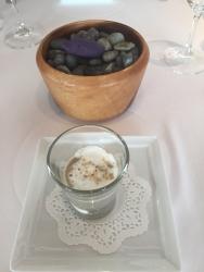 丸ビルレストラン サンス・エ・サブール 一口前菜1