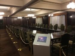 丸ビルレストラン 明治生命館 会議室
