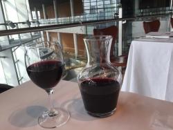 国立新美術館 ポール・ボキューズ 赤ワイン