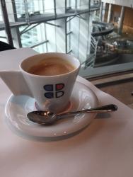 国立新美術館 ポール・ボキューズ コーヒー1