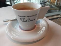 国立新美術館 ポール・ボキューズ コーヒー2