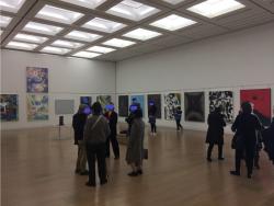 国立新美術館 ポール・ボキューズ 無料の展覧会1