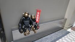 銀座1000円ランチ 宝童稲荷神社 三匹の猿