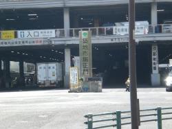 築地市場 2018年夏