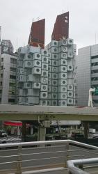 築地市場 中銀ビル2