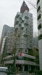 築地市場 中銀ビル1