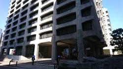 平成通りを歩く 旧電通ビル