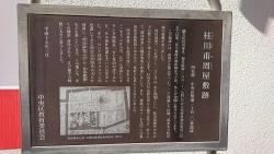 平成通りを歩く 桂川甫周屋敷跡