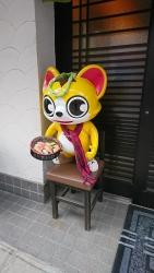 戸越銀座散策 マスコットキャラクター1