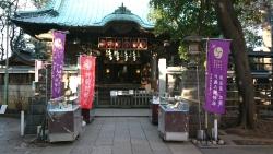 戸越銀座散策 戸越八幡神社
