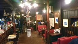 神田神保町 老舗喫茶店 ラドリオ室内
