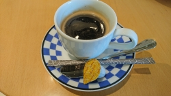 代官山 コルドン・ブルー コーヒー