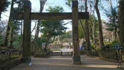 戸越銀座 パンケーキ 戸越公園 冠木門