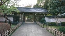 戸越銀座 パンケーキ 戸越公園 薬医門