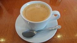 自由が丘 花きゃべつ コーヒー