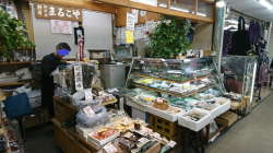 自由が丘デパート 魚屋 花きゃべつ記事