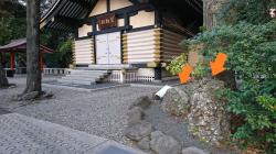 赤坂日枝神社さざれ石 横浜山手記事