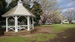 山手公園 現在の東屋 横浜山手記事