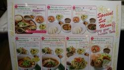 シンガポール海南鶏飯(ハイナンチーファン) スペシャルセットメニュー