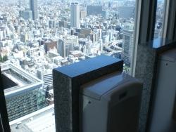 マンダリンホテル38階 男子トイレ2