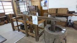 宮野古民家自然園 民具展示室