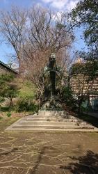 孔子像 神田散策記事