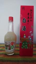 豊島屋 白酒2 神田散策