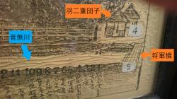 善性寺 江戸時代の絵 日暮里の東記事