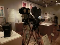 国立映画アーカイブ展示室1 銀座記事