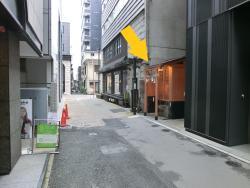 幸稲荷神社1 銀座記事