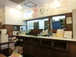 青汁サービススタンド室内 銀座記事(2)