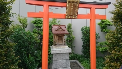 銀座シックス 靍護稲荷神社 日暮里の東記事