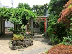 上野松坂屋 靍護稲荷神社 日暮里の東記事