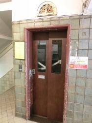 奥野ビル エレベーター1 銀座散策(3)