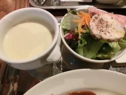 スープとサラダ ビストロ トラディシオン