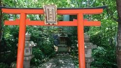 安平神社 銀座記事4