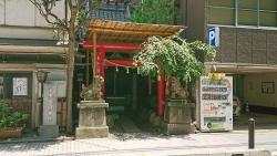 宝珠稲荷神社 銀座記事4