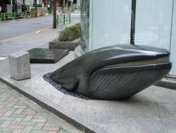 クジラのオブジェ プラナバルカ記事